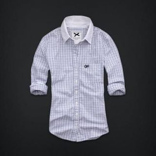 NWT Gilly Hicks by Abercrombie Malabar Button Down Classic Shirt