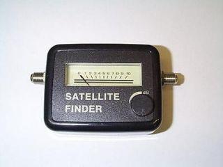 Satellite Finder Directv Dish Alignment Tool Signal Align Direc TV