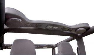 six speaker overhead sound bar 87 02 jeep wrangler new