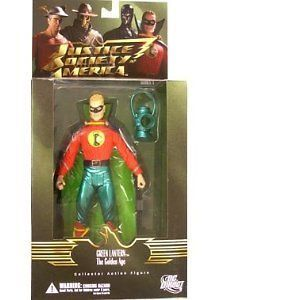 DC Direct The Golden Age Green Lantern series 1 collector action