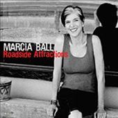 Roadside Attractions by Marcia Ball CD, Mar 2011, Alligator Records
