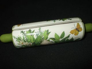 BUTTERFLY GARDEN RECIPE CARD HOLDER BY COUNTER ART NICE FOR THE