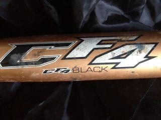 Black 29/21 3.5 Flex Baseball Bat ( 8) Half Half Double Wall Big B