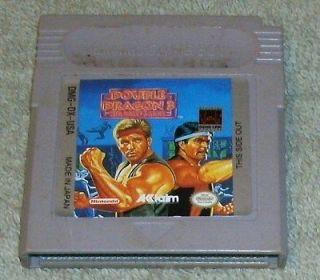 Double Dragon III The Arcade Game (Nintendo Game Boy, 1993