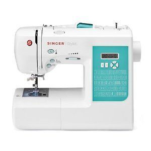 singer 7258 stylist model sewing machine new time left $