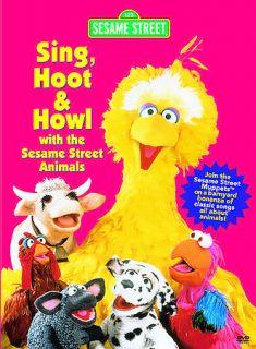 Sesame Street   Sing, Hoot Howl DVD, 2004