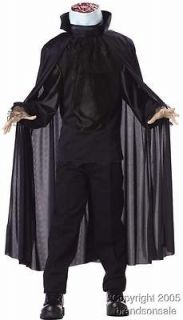 child s headless horseman scary halloween costume lg