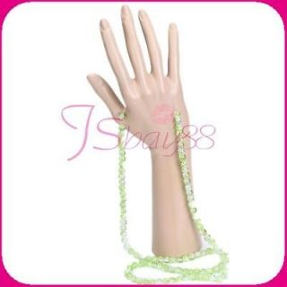 Detachable Mannequin Hand Jewelry Ring Bracelet Necklace Display