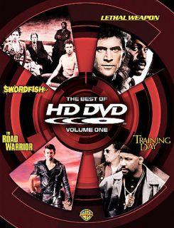 The Best of HD DVD   Vol.1 HD DVD, 2007, 4 Disc Set