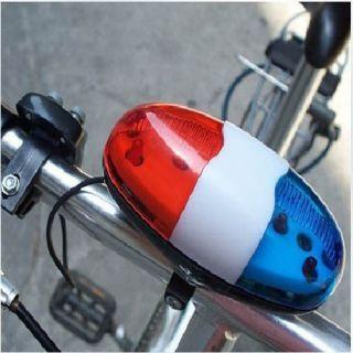 BICYCLE BIKE 4 TONES ELECTRONIC SIREN BEEPER HORN BELL