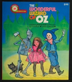 wizard of oz book in Children & Young Adults