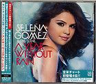 selena gomez the scene a year without rain japan cd