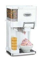 cuisinart soft serve ice cream maker in Ice Cream Makers