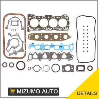 92 01 Suzuki Swift Sidekick Esteem / GEO Chevrolet 1.6L Full Gasket