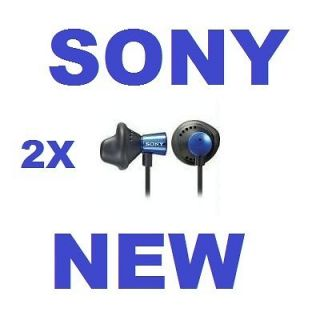 SETS SONY MDR ED12LP HEAVY BASS FONTOPIA / IN EAR STEREO HEADPHONES