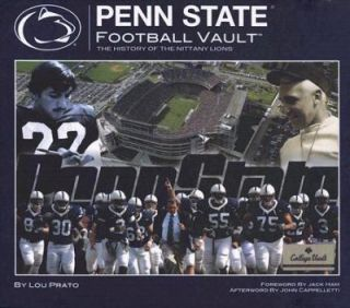 Penn State Football Vault The History of the Nittany Lions by Lou