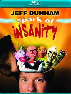 Jeff Dunham   Spark of Insanity Blu ray Disc, 2008