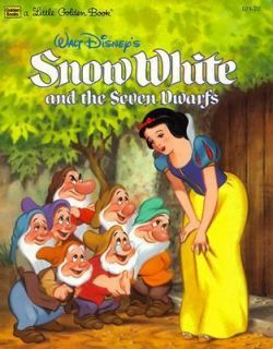 Walt Disneys Snow White and the Seven Dwarfs by Golden Books Little