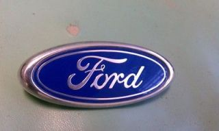 EMBLEM USED decal LOGO FORD f150 F250 F350 Grill gate back front round
