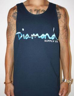 diamond supply co tank top in T Shirts