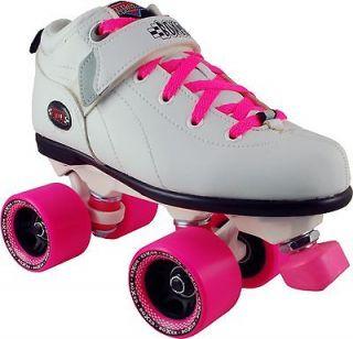 Sure Grip Boxer Womens Size 7 Roller Skates Indoor Speed Skate