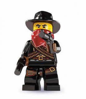 newly listed lego 8827 mini figure series 6 bandit time