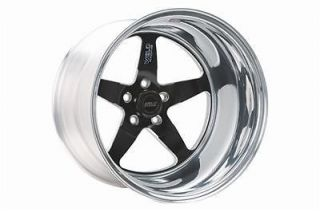 Weld Racing RTS Forged Aluminum Black Anodized Wheel 15x10.275 5x4.5