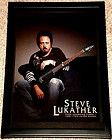 NEW Ernie Ball MusicMan Luke Guitar Steve Lukather Blk
