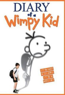 viewed 1x diary of a wimpy kid dvd time left