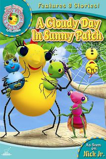 Miss Spiders Sunny Patch Friends   A Cloudy Day in Sunny Patch DVD