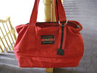 ralph lauren polo sport bag in Clothing,