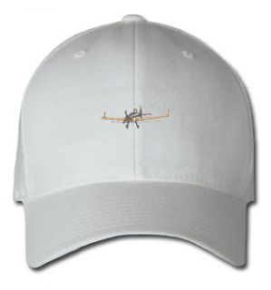 CROP DUSTER AIRCRAFT SPORTS SPORT EMBROIDERED EMBROIDERY HAT CAP