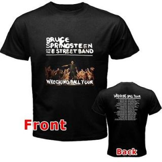 BRUCE SPRINGSTEEN AND THE E STREET BAND WRECKING BALL TOUR Tickets Tee
