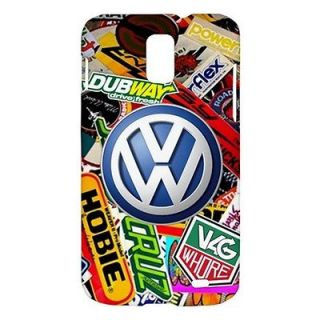 NEW VW Sticker Bomb Camper Beetle Polo Samsung Galaxy S2 II Skyrocket