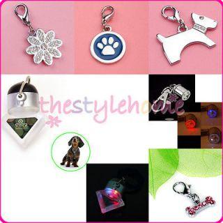 8mm Cutey Cat Dog Footprint Steel Fake Ear Plugs Earrings Stud 705