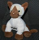 Ganz Webkinz Plush Toy Stuffed Animal NO TAG Siamese Ki