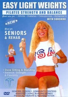 Lower Body Isometrics Pilates with Sunshine DVD, 2011