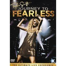 taylor swift journey to fearless in DVDs & Blu ray Discs