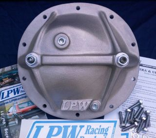 CHEVY, BUICK & GMC 8.2 & 8.5 10 BOLT REAR END DIFF GIRDLE LPW SUPPORT