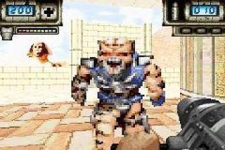 Duke Nukem Advance Nintendo Game Boy Advance, 2002