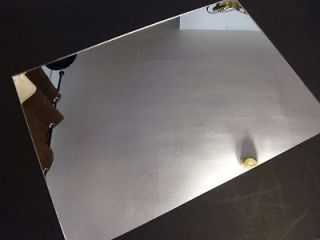 Acrylic Mirror Sheet 4ft x 1ft Large Acrylic Silver Perspex Mirror