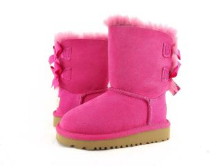 Toddlers Shoes   UGG AUSTRALIA   TODDLER BAILEY BOW DOUBE RIBBON BOOTS