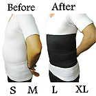 New Mens Body Power Slimming Girdle Adjustable Jockstrap Black Magic
