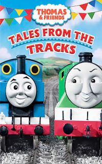Thomas Friends   Tales From the Tracks DVD, 2006, Sensormatic