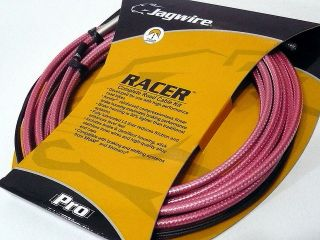Racer Cable Kit for road bike, RCK014, Braided, Rose Thorn, 761