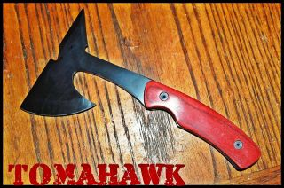 Newly listed 9 TOMAHAWK THROWING AXE SURVIVAL TACTICAL COMBAT CASE