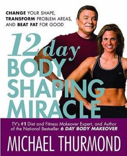 , and Beat Fat for Good by Michael Thurmond 2007, Hardcover