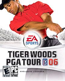Tiger Woods PGA Tour 06 PC, 2005
