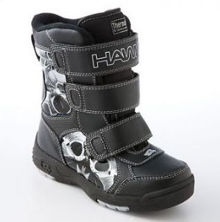 Tony Hawk Snowboots NEW Winter Boots Waterproof Thermolite Sz 12 13 1