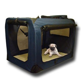 Newly listed Portable Pet Dog Cat House Soft Travel Crate Carrier Cage
